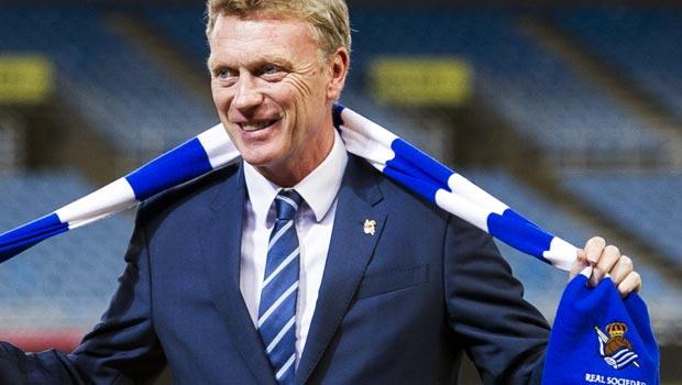 David-Moyes Real Sociedad manager