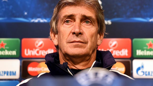 Manuel Pellegrini Manchester City Bayern Munich Champions League