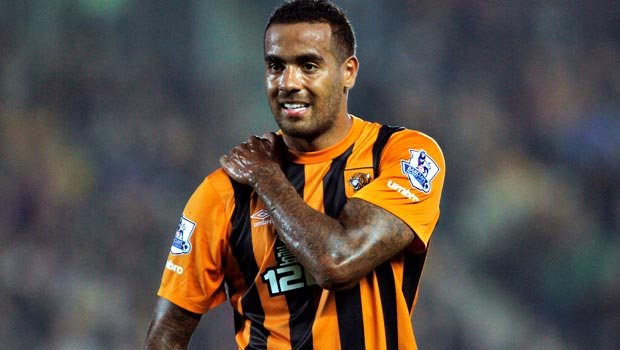 Tom Huddlestone Hull City Midfielder