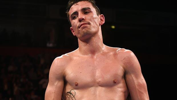 Anthony Crolla boxing