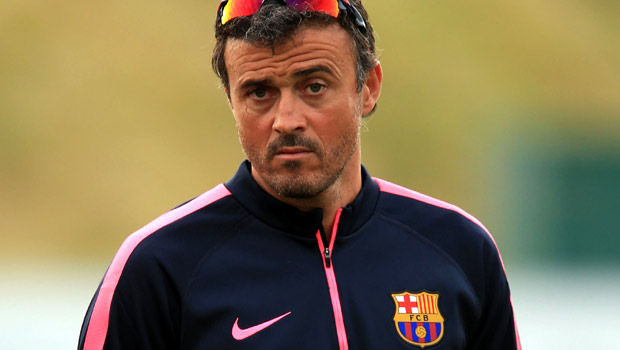 HLV Barcelona Luis Enri