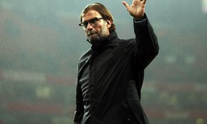 Borussia-Dortmund coach Jurgen Klopp