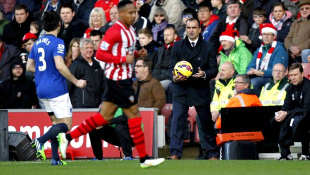 HLV Everton Roberto Mar