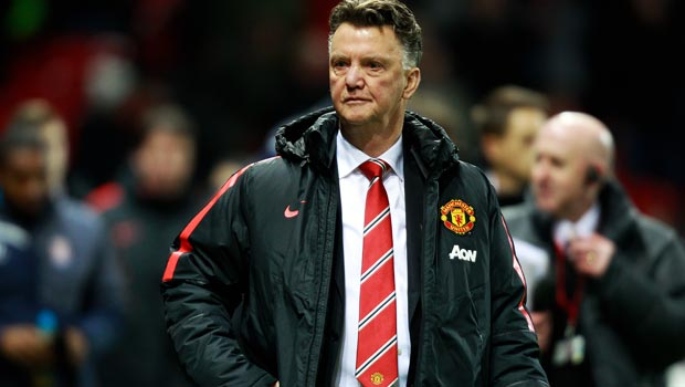 Louis-Van Gaal Manchester United