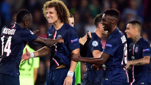Paris St Germain Champions League