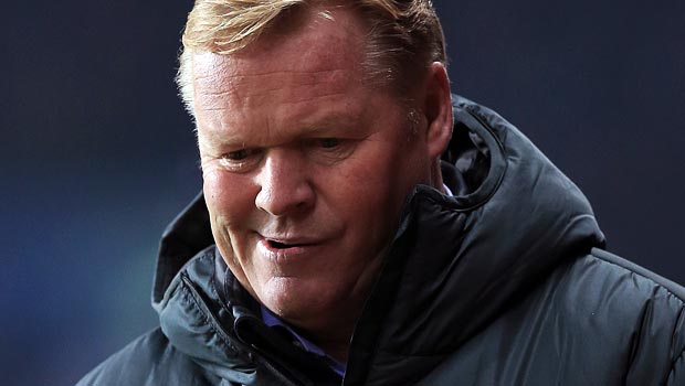 Ronald Koeman Southampton manager