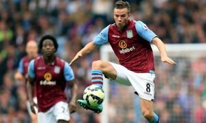 Tom Cleverley Aston Villa
