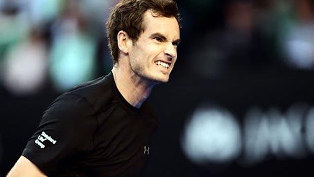 Andy Murray Giải Úc Mở Rộng