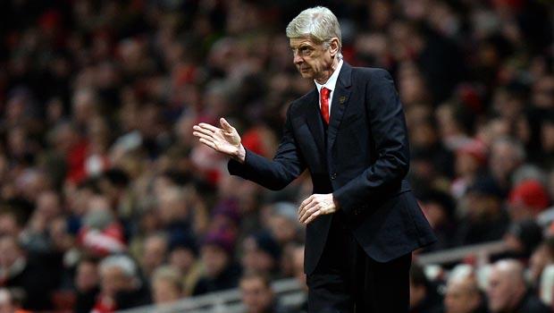 HLV Arsenal Arsene Wenger FA Cup