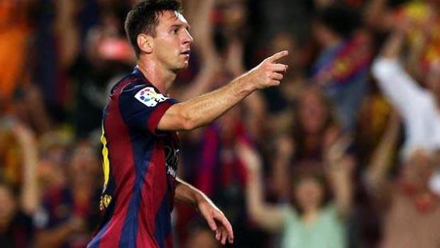 Ngôi sao Barcelona Lionel Messi