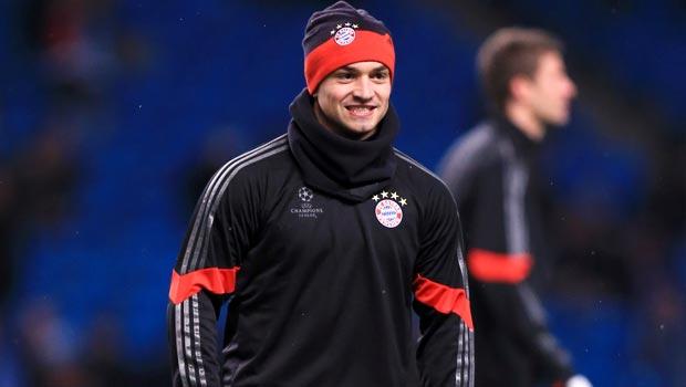 Bayern Munich Xherdan Shaqiri