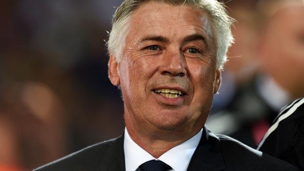Carlo Ancelotti Real Madrid Cúp Nhà Vua