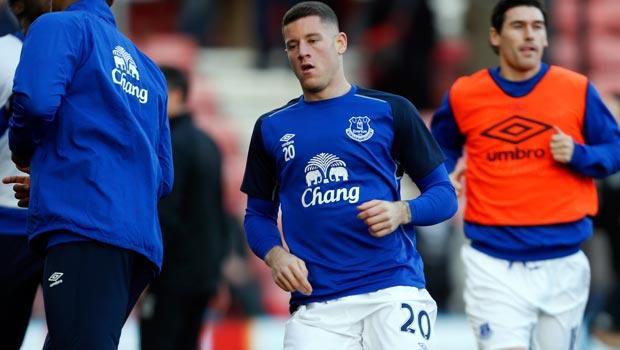 Tiền vệ Everton Ross Barkley