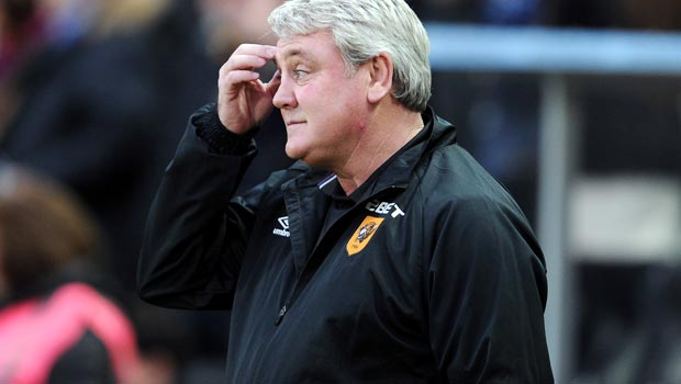 HLV Hull City Steve Bruce