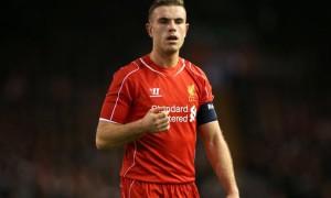 HLV Liverpool Jordan Henderson