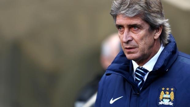 HLV Manchester City Manuel Pellegrini Dafabet Keo Bong Da