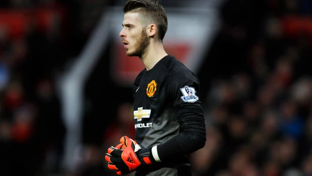Manchester United David De Gea