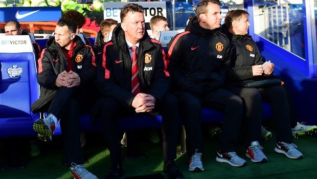 HLV Manchester United Louis Van Gaal Dafabet Keo Bong Da