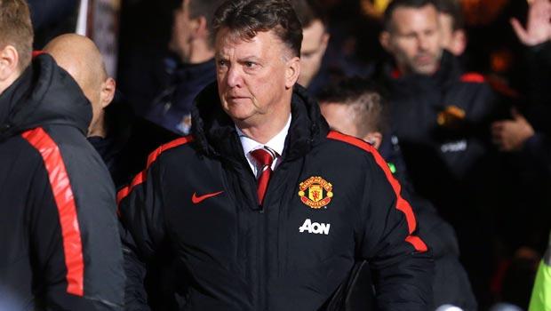 HLV Manchester United Louis van Gaal