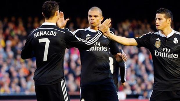 Pepe của Real Madrid