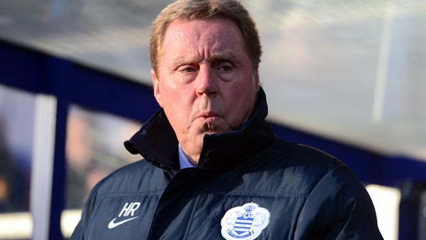 Queens Park Rangers Harry Redknapp Dafabet Keo Bong Da