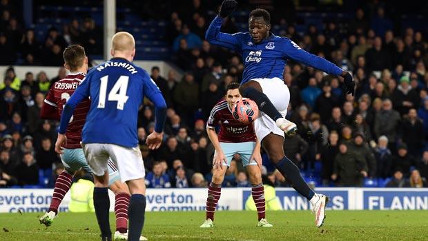 Romelu Lukaku Everton Cúp FA