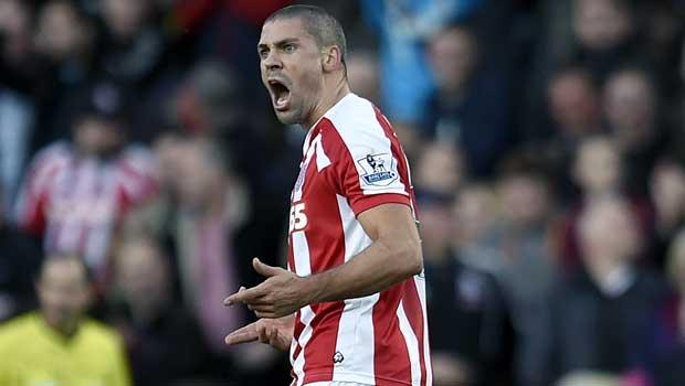 Stoke City Jonathan Walters Dafabet Keo Bong Da