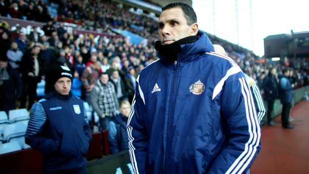 HLV Sunderland Gus Poyet