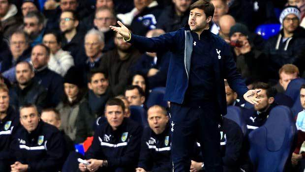 HLV Tottenham Hotspur Mauricio