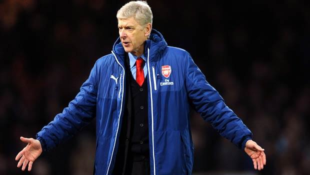 Arsene Wenger Arsenal Keo bong Da