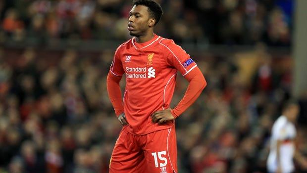 Daniel Sturridge Liverpool Europa League