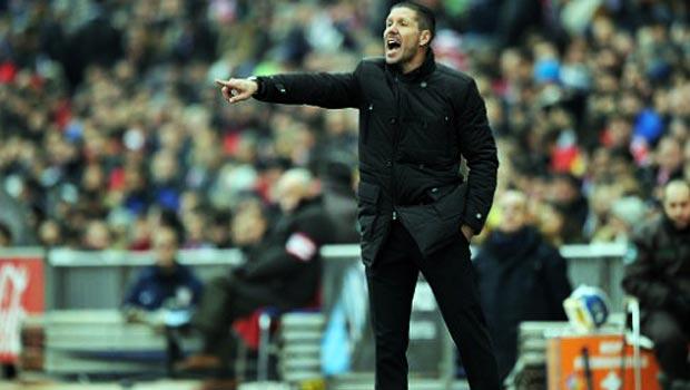 Diego Simeone Atletico Madrid Celta Vigo