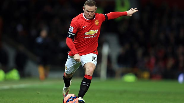 Man Utd Wayne Rooney