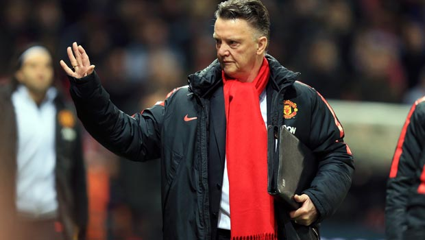 HLV Manchester United Van Gaal