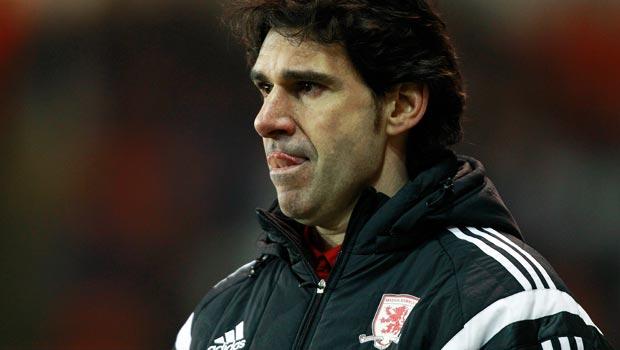 HLV Middlesbrough Aitor Karanka