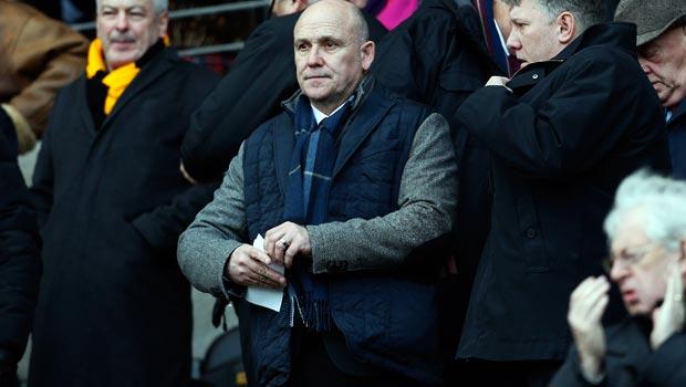 Mike Phelan Hull City