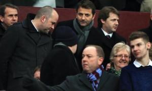 HLV mới Aston Villa Tim Sherwood