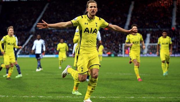 Tottenham Hotspur Harry Kane