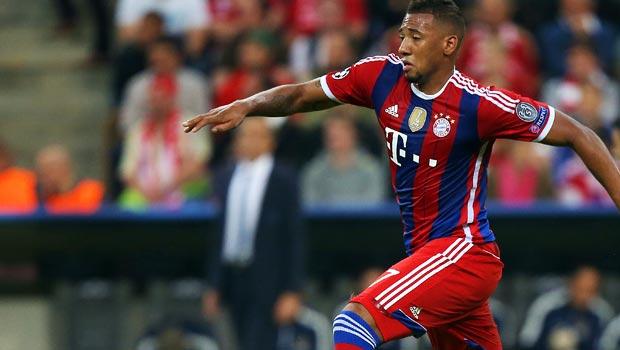 Hậu vệ Bayern Munich Jerome-Boateng