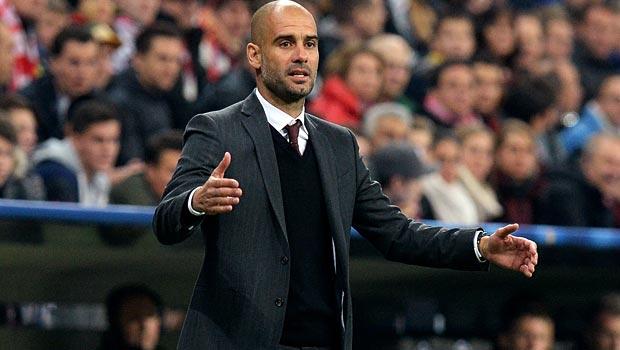 HLV Bayern Munich Pep Guardiola