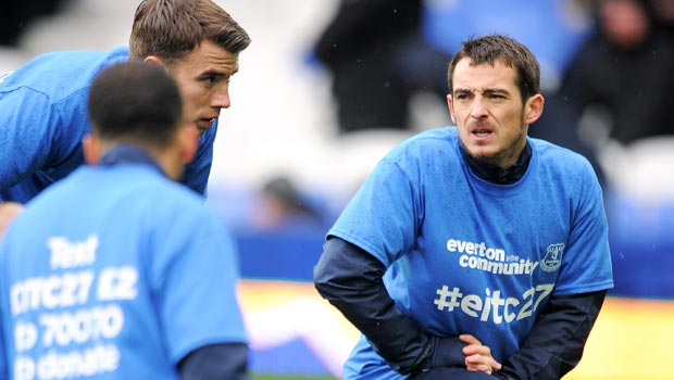 Everton Leighton Baines