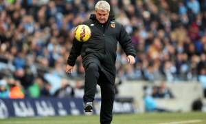 Hull City Steve Bruce