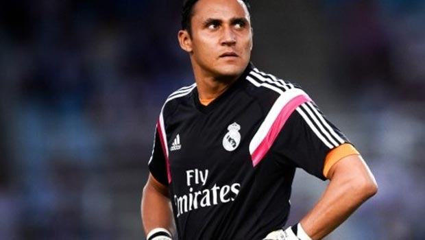 Keylor-Navas-Real-Madrid-Goalkeeper