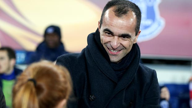 Roberto Martinez Everton Arsenal