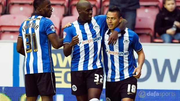 Wigan-Athletic-Marc-Antoine-Fortune