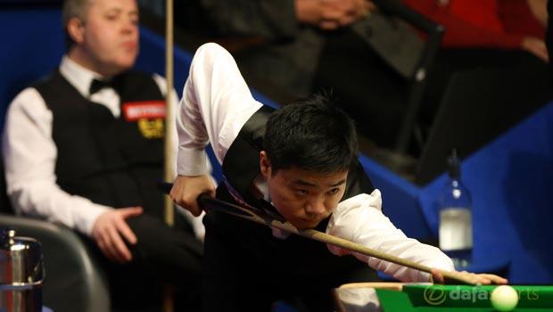 Ding-Junhui-v-John-Higgins-Snooker