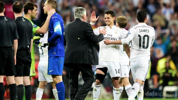 Real-Madrid-v-Atletico-Madrid-Champions-League-Quarter-Finals