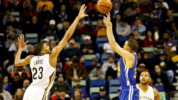 stephen-curry-golden-state-warriors-and-anthony-davis-new-orleans-pelicans-NBA
