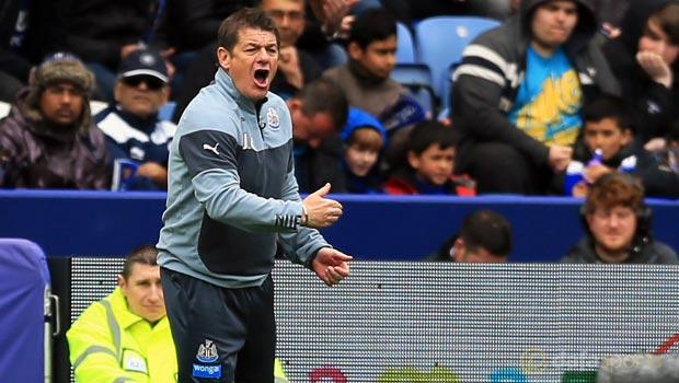 Newcastle-United-caretaker-manager-John-Carver
