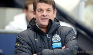 Newcastle-United-manager-John-Carver